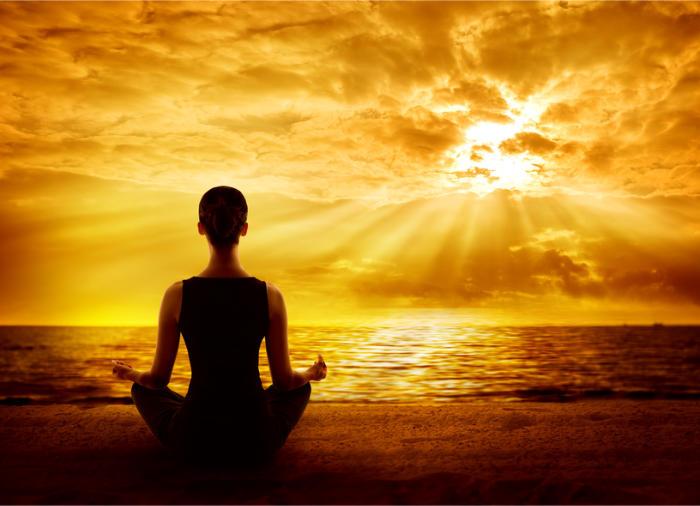 обучение медитации